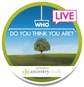 Flash sale of tickets to Who Do You Think You Are? Live next April at Birmingham - today, 10 November!