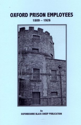 Oxford Prison Employees - new book