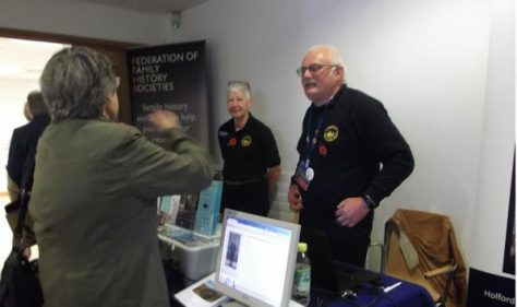 Europeana collection day at Wantage in October