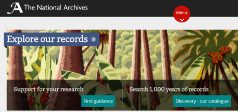 An Introduction to using Discovery: The National Archives catalogue – talk, Monday June 1 2015