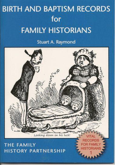 Cover of Stuart Raymond book