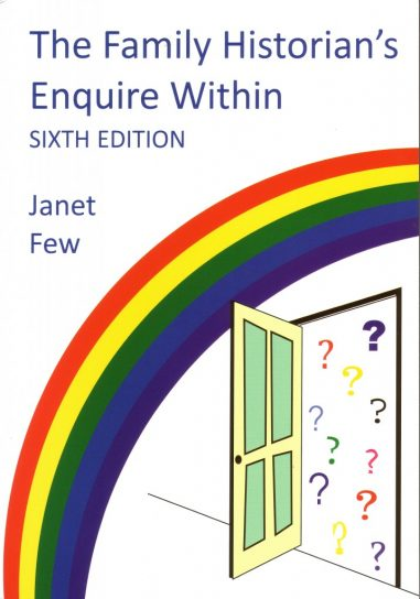 Cover of Enquire Within 6th edition