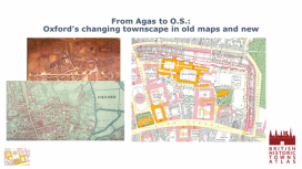 From Agas to OS maps images