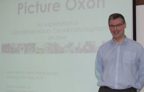 Picture Oxon - An Exploration of Oxfordshire History Centre's Photographic Archive