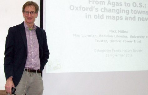 From Agas to Ordnance Survey by Nick Millea