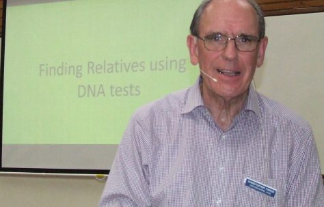 Finding relatives Using DNA Tests