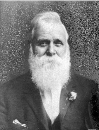 OId photo of Edwin Cross