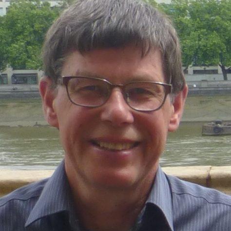 Tim Emptage taken in 2017
