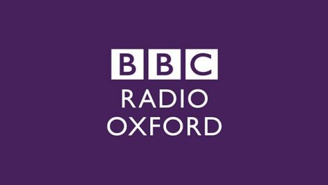 OFHS on Radio Oxford today - Friday 9 June 2020