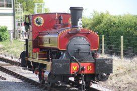 MR Engine @ Bucks Railway Centre | K Poile