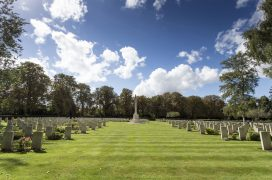 An Organisation of International Importance: The Work and Archives of the Commonwealth War Graves Commission